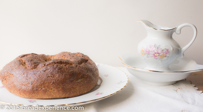 Auberge Walnut Bread for BBBs