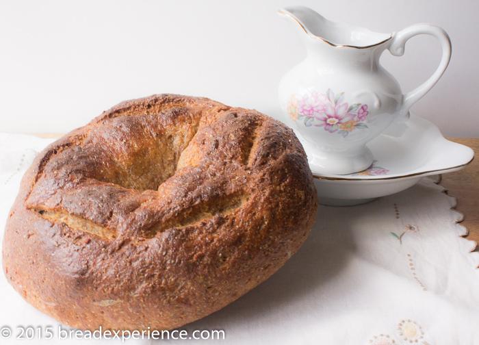 Auberge Walnut Bread