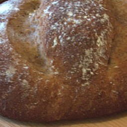 Pumpernickel Bread: BBA