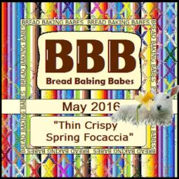Spring Focaccia Roundup #BreadBakingBabes