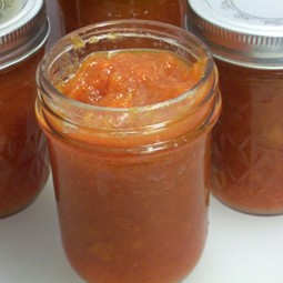 Making Jam: Carrot Marmalade