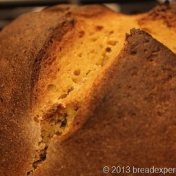 Einkorn Sourdough Bread 3 Ways