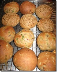 Bake Your Own Bread (BYOB) October 2011 Roundup