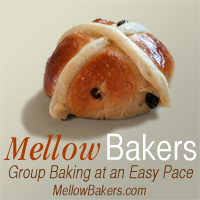 Hot Cross Buns Mellow Bakers