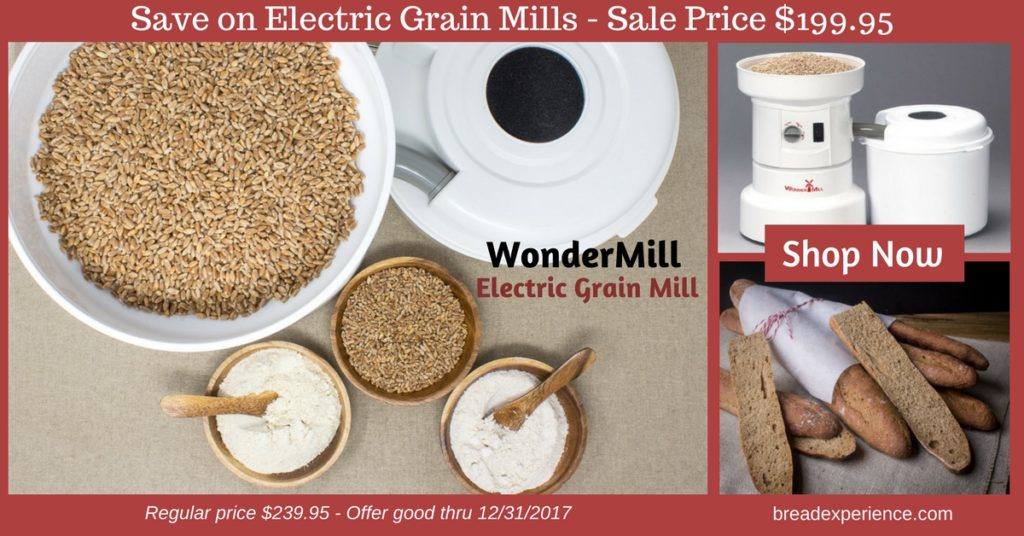Save on WonderMill Grain Mills