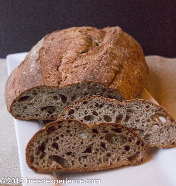 Rye Bread Recipe Sourdough: Sourdough Buckwheat Rye