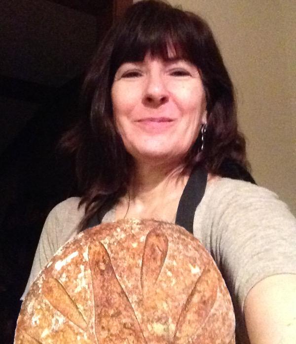 Cathy - Bread Shot