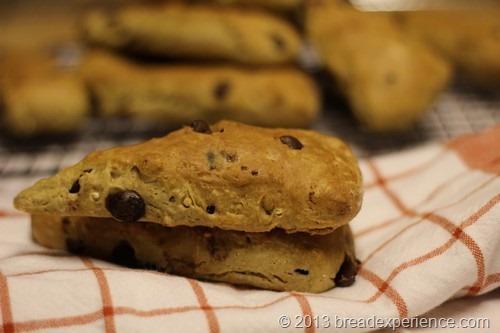 Skinny Chocolate Chip Buttermilk Scones Recipes — Dishmaps