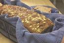 Cinnamon Raisin Oatmeal Bread with Sprouted Wheat Flour