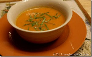 Classic Tomato Soup from the Garden - Bread Experience