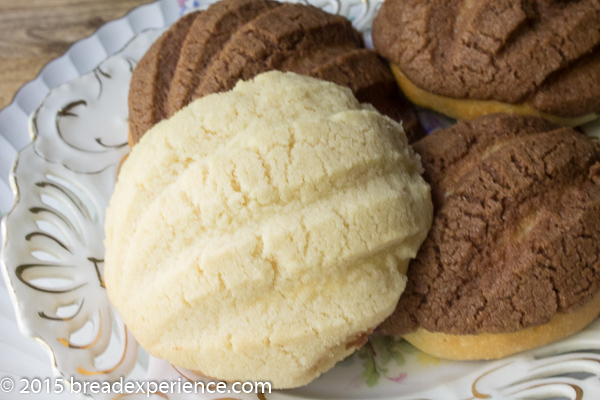 conchas mexican sweet breads