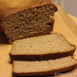 Ezekiel Bread from milled grains