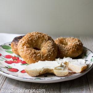 Gluten Free Kefir Water Bagels