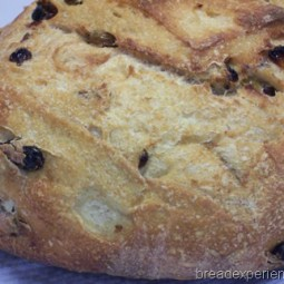Golden Raisin Bread: Mellow Bakers