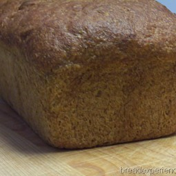 Honey Graham Bread