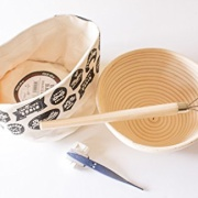 Bakeshop-Bread-Basket-Bundle-with-Dough-Whisk-Lame-and-Round-Proofing-Basket-B019AE916A