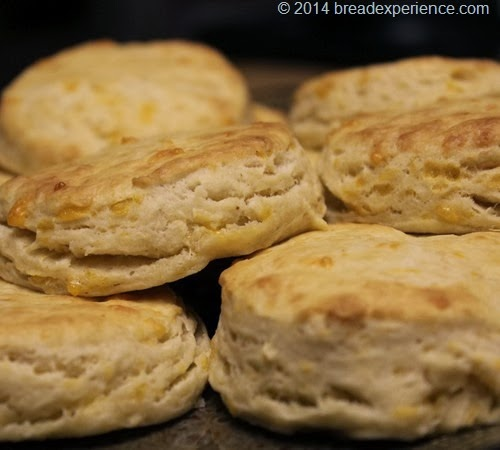 Kamut Cheddar Cheese Biscuits