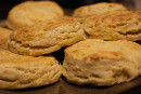 KAMUT Cheese Biscuits
