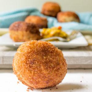 Kare Pan - Japanese Curry Buns #BreadBakingBabes