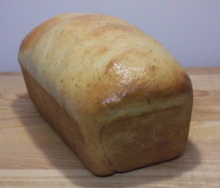 Maple Oatmeal Bread: BOM - Bread Experience