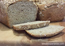 Spelt Bread with Multigrain Soaker