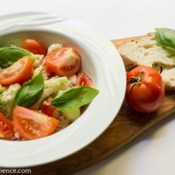 Uses for Stale Bread: Panzanella Bread Salad