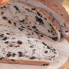 Rye Raisin Muffins Recipe — Dishmaps