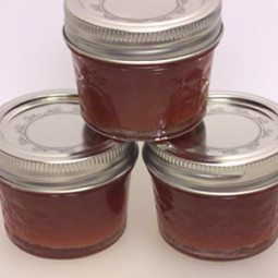 Rhubarb Orange Jam: tigress can jam