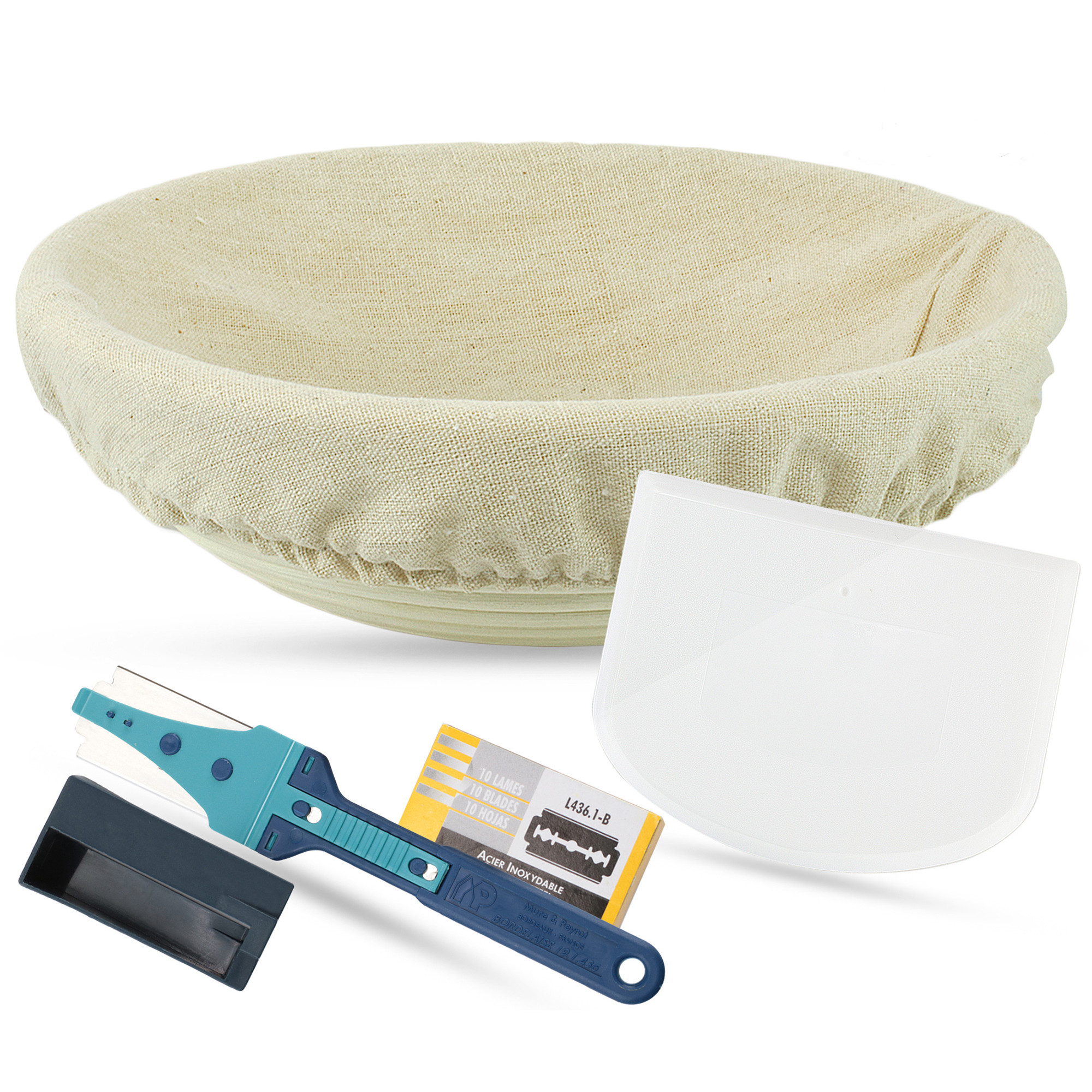 Best Bread Cloth Liner 2021 Where to Buy? BreadsEtcetera.com