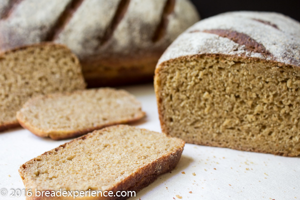 Making Sourdough Einkorn Loaves With Different Types Of Grains