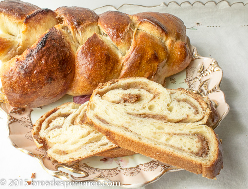treat for April for the Bread Baking Babes is Romanian Easter Bread ...