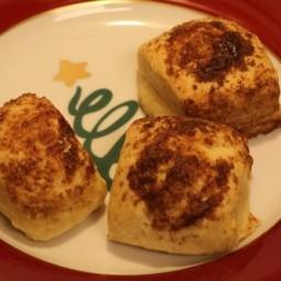 Cinnamon Spelt Tea Biscuits