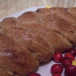 Whole Grain Challah: HBinFive