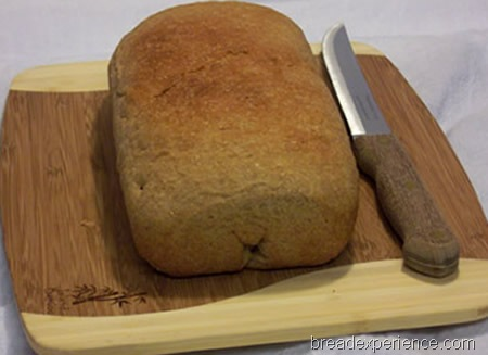 Whole Grain Harvest Bread to celebrate National Wheat Bread Month