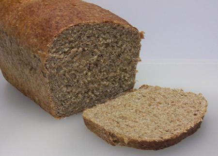 sprouted flour bread machine recipe